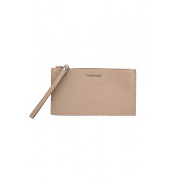 SOFT LEATHER ZIP POUCH